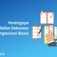 pengendalian dokumen dalam organisasi bisnis