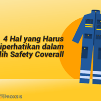 memilih safety coverall