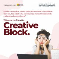 mengatasi creative block saat deadline